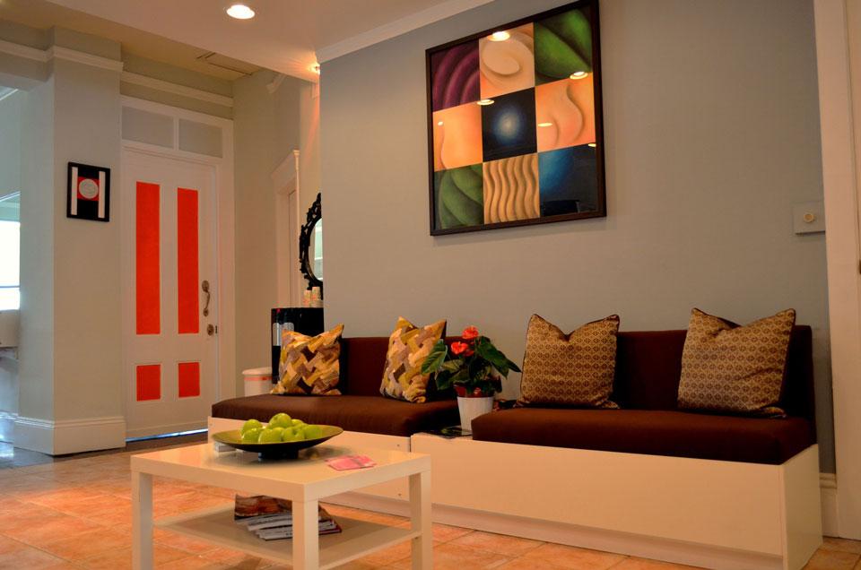 arredare e sfruttare gli ambienti di casa e ufficio