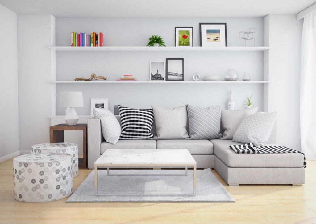 aumentare le dimensioni di una stanza piccola