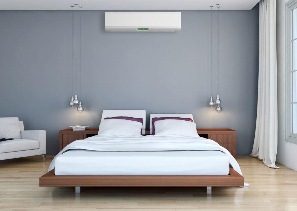 restyling camera da letto in stile moderno