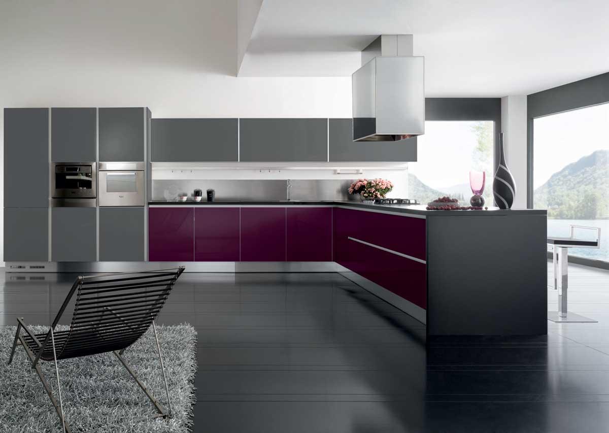 Cucine moderne Gory: design e innovazione - Magica Arreda